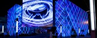 Медиафасады и LED-декорации
