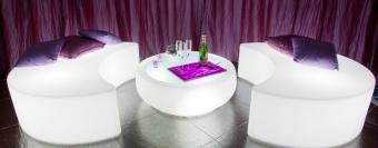 Кресла, LED мебель