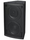 Fulcrum Acoustic DX1265 Dual 12 inch Coaxial Loudspeaker, 60° x 45°