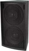 Fulcrum Acoustic DX1526 Dual 15 inch Coaxial Loudspeaker, 120° x 60°