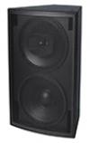 Fulcrum Acoustic DX1595 Dual 15 inch Coaxial Loudspeaker, 90° x 45