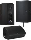 Fulcrum Acoustic FA22ac Self-Powered Dual 12 inch Coaxial Loudspeaker, 90° x 45°