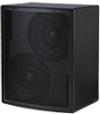 Fulcrum Acoustic Sub215 Dual 15 in Direct-Radiating Subwoofer
